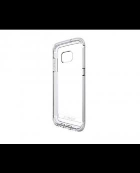 Tech21 Evo Frame for Samsung Galaxy S7 Edge - Clear/White