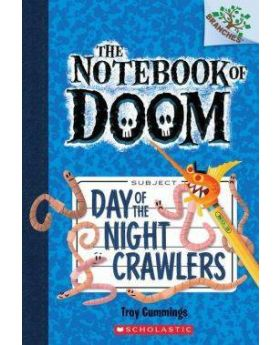 The Notebook of Doom #2: Day of the Night Crawlers