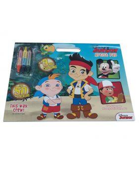 Disney Junior This Way Crew Artist Pad
