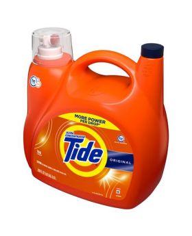 Tide Original Scent Liquid Laundry Detergent 208 Oz. 158 Loads
