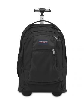 JanSport Driver 8 Pulley Backpack Black