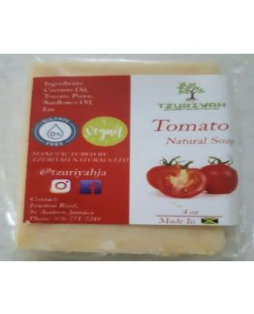 Tomato Bar Soap (4oz)