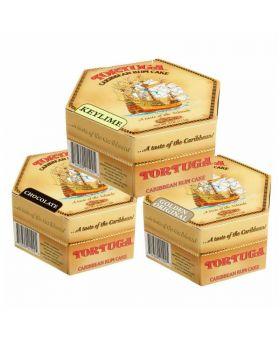 Tortuga Caribbean Rum Cake 4 Oz. 6 Pack