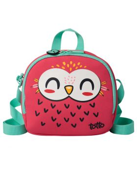 Totto Girl's Lunch Bag - Bird