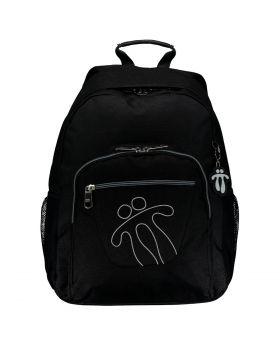 TOTTO Jet Black Backpack
