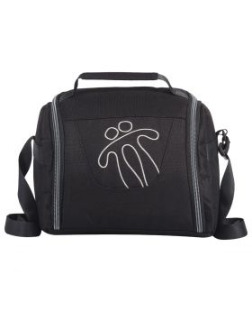 Totto Lunch Bag Black
