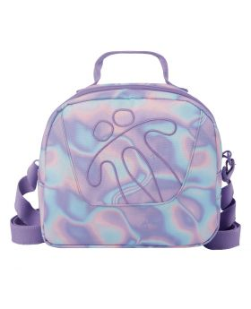 Totto Lunch Bag Water Colour Purple and Blue