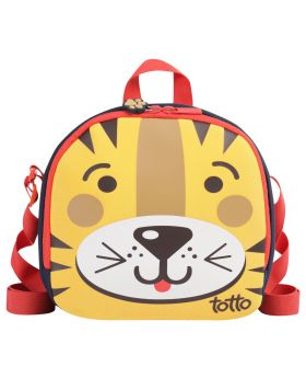 Totto Boy's Lunch Bag Lion
