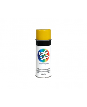 Touch N Tone 10 oz. Spray Paint - Canary Yellow 6 Pack