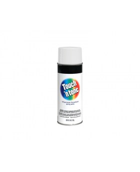 Touch N Tone 10 oz. Spray Paint - Flat White 6 Pack