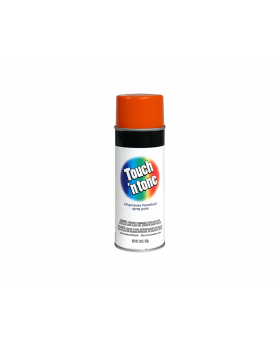 Touch N Tone 10 oz. Spray Paint - Orange 6 Pack