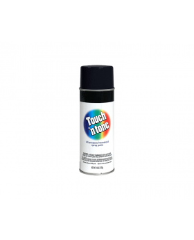 Touch N Tone 10 oz. Spray Paint - Semi-Gloss Black 6 Pack