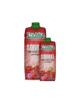 Tru-Juice Sorrel with Ginger 1 Litre