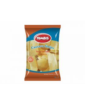 Tumbis Cassava Strips 350g 2 Pack
