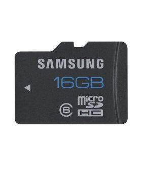 Samsung 16GB Micro SDHC Memory Card Class 6