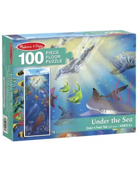 Under the Sea Floor Puzzle- Melissa & Doug
