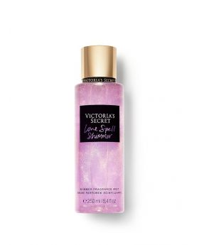 VICTORIA SECRET LOVE SPELL SHIMMER FRAGRANCE MIST