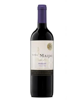 Vina Maipo Merlot Red Wine 750 ml
