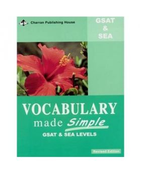 English Vocabulary Made Simple - GSAT & SEA Levels