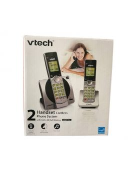 VTech 2 Handset Caller ID Call Waiting CS6919-2 Cordless Telephone System