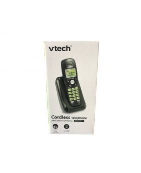 VTech Call Waiting Cordless Telephone With Caller ID Backlit Keypad and Display - package