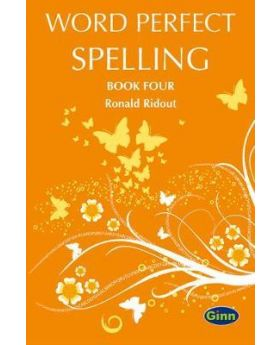 Word Perfect Spelling Book 4 (International) by Ronald Ridout