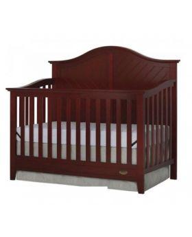 Wonder Baby 4 In 1 Crib Espresso