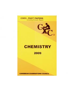 Chemistry CSEC Past Papers Including Schools Report 2009