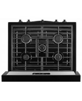 Whirlpool 5 Burner Gas Stove