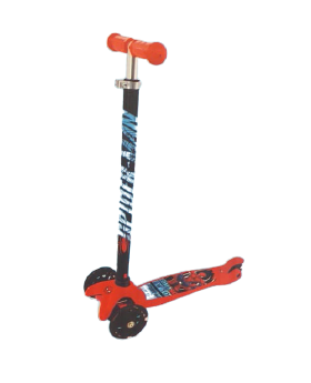 Spiderman 3 Wheel Micro Scooter