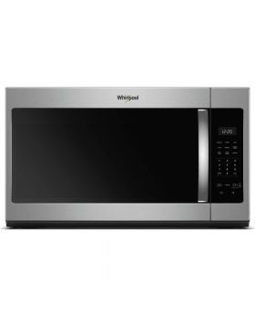 Whirlpool WMH31017HS 1.7 Cu.Ft. Microwave Hood Combination with Electronic Touch Controls