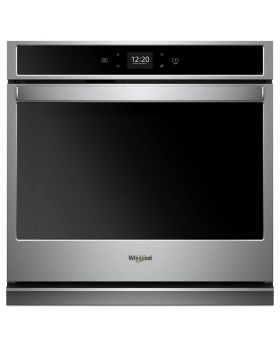 Whirlpool WOS51ECOHS 5.0 Cu.Ft. Smart Single Wall Oven with Touchscreen