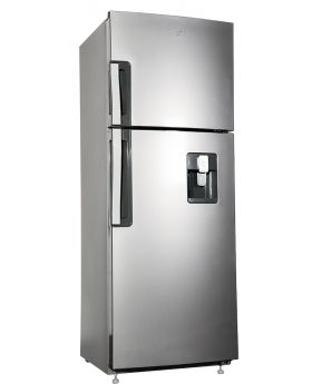 Whirlpool WRW25BKTWW 9.5 Cu.Ft. No Frost Refrigerator with Water Dispenser