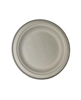 "9"" Biodegradable Plates - 500 Per Case"
