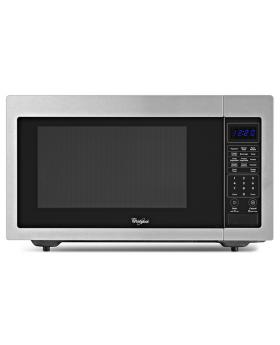 Whirlpool WMC30516AS 1.6 cu. ft. Countertop Microwave