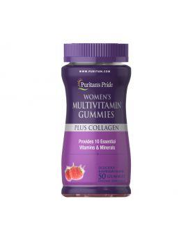 Women's Multivitamin Gummies Plus Collagen