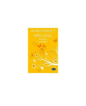 Word Perfect Spelling Book 2 Intl 2nd Edition