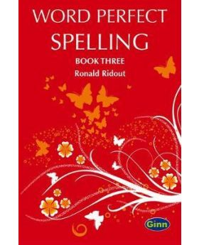 Word Perfect Spelling Book 3 (Intl) by Ronald Ridout