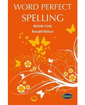 Word Perfect Spelling Book 1 (International) by Ronald Ridout