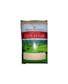 Worthy Park Estate Jamaican Cane Sugar 0.5 Kg