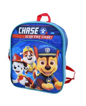 Paw Patrol Mini Backpack 11″ Chase Is On The Case