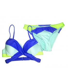 Xhilaration Criss-Cross Sexy 2 Piece Bikini (XS)