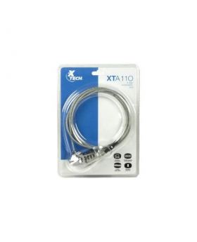 XTech XTA-110 Notebook Locking Cable