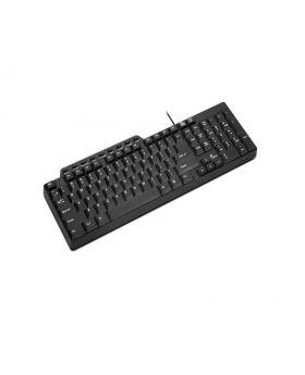 Xtech XTK-160E Black USB English Multimedia Keyboard