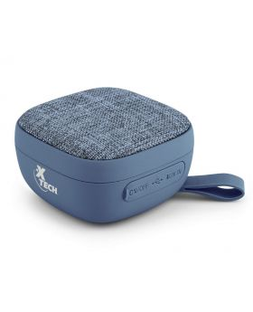Xtech Portable Mini Bluetooth Speaker XTS-600BL