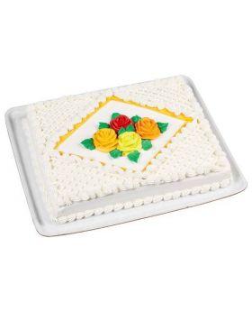 Yellow-Vainilla Full Sheet Cake