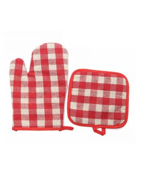 Yibaision Oven Mitt & Pot Holder