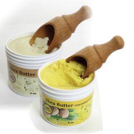 Shea Butter: 4 Oz.