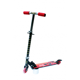 Cars 2 Wheel  Scooter