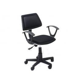 Xtech Black Roma Secretarial Office Chair